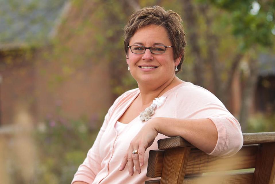 Missy Kauffman Schrock, director of development