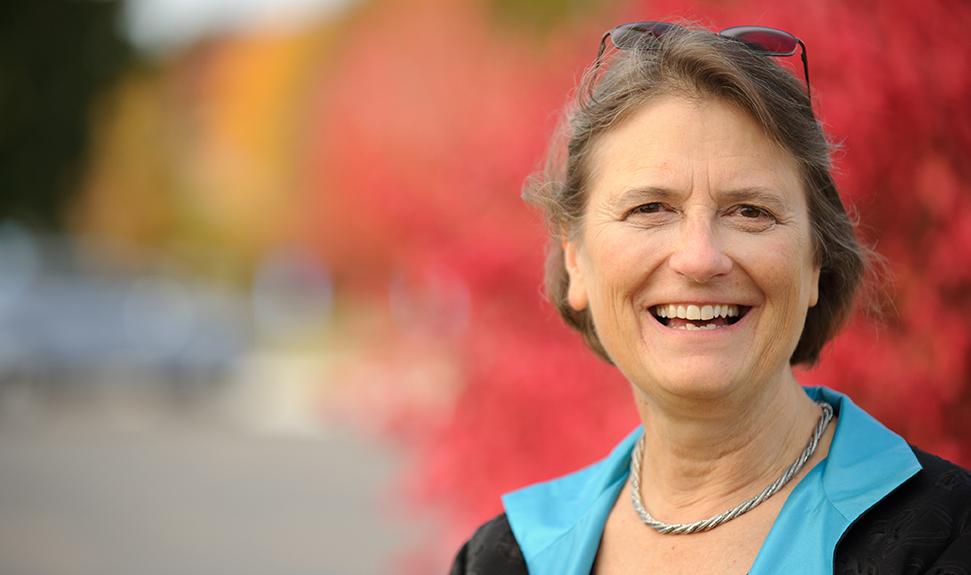 Sara Wenger Shenk, AMBS President