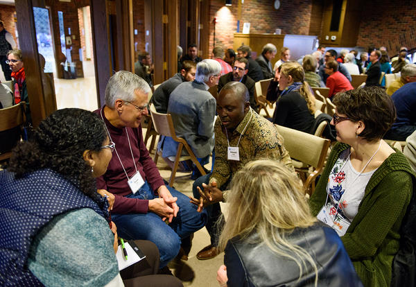 "Pastors and leaders to focus on hope ""for such a time as this"""