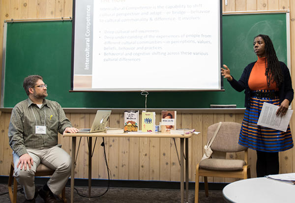 I See You Are (ICUR): Building intercultural competence and undoing racism at AMBS