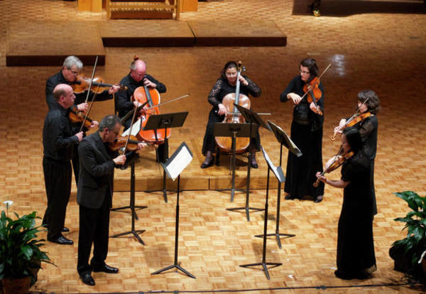 August 1: Hoch Chamber Music Series Concert - A Night of Civics and Civility