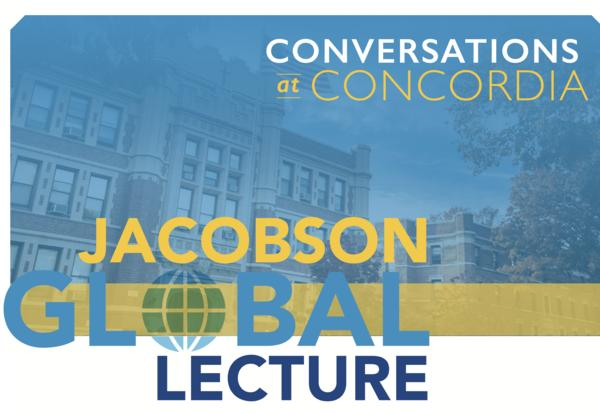 Jacobson Global Lecture Series to Address the Intersection of Inequality, Faith, and Society| November 1