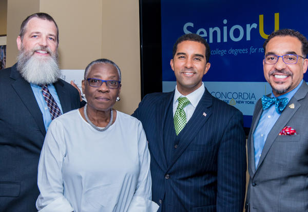 Concordia Launches SeniorU Program