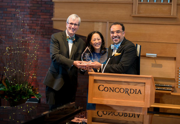 Concordia Celebrates Its Special Bond with Bronxville