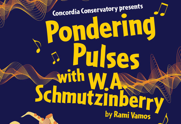 Musical Adventures: Pondering Pulses with W.A. Schmutzinberry