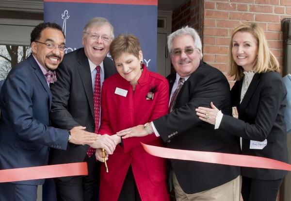 Concordia Conservatory—Stamford Press Conference and Ribbon Cutting Ceremony