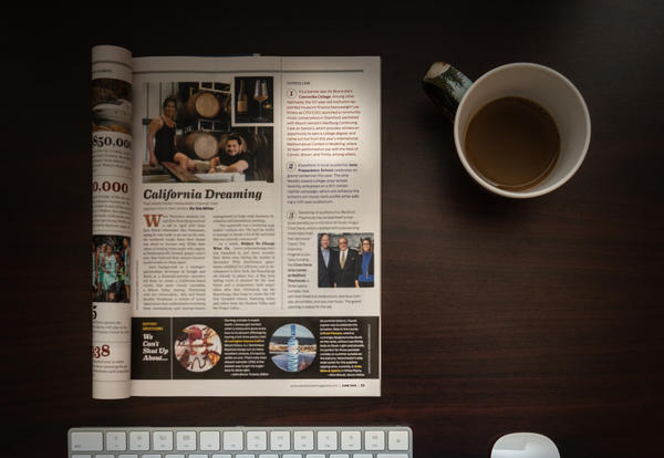 Concordia in Westchester Magazine