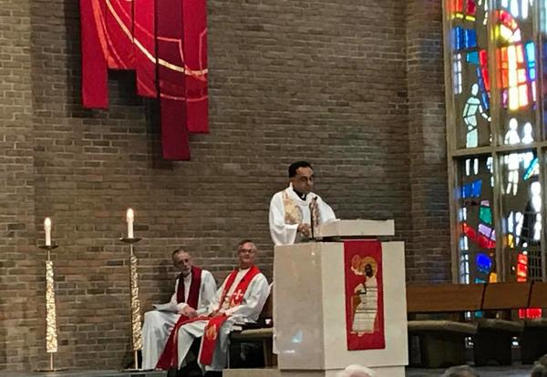 President Nunes Preaches at LCMS Installation Service