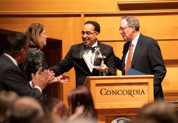 The Power of Community - and Poetry - on Display at 37th Annual Community Dinner