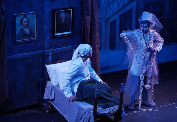 "Weekend run of ""A Christmas Carol"" kicked off the holiday season in grand fashion"