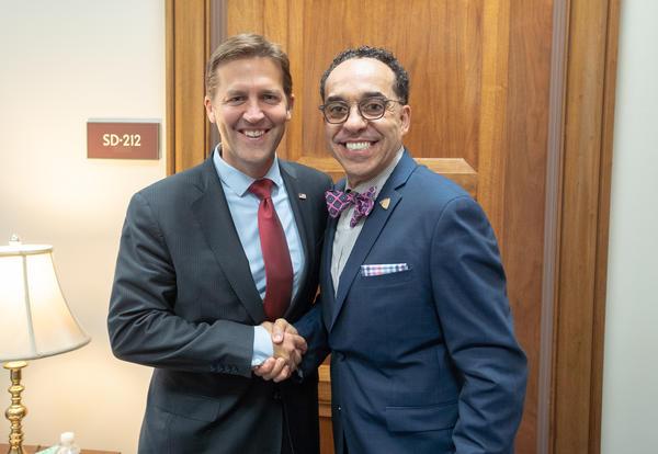 U.S. Senator Ben Sasse is Concordia College New York's 2019 Commencement Speaker