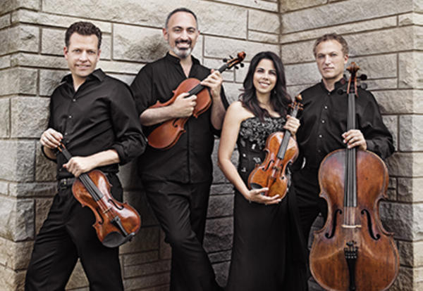 The Pacifica Quartet to close the 2018-19 Hoch Chamber Music Series on April 27