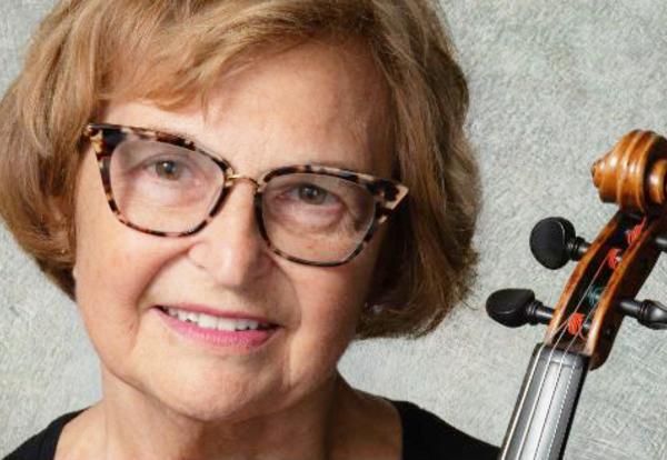 Master Pedagogue Almita Vamos and Simin Ganatra & Brandon Vamos of the Pacifica Quartet to give Masterclass