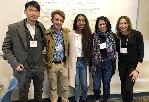 Students and Faculty Collaborate at NEWCA 2019 Conference