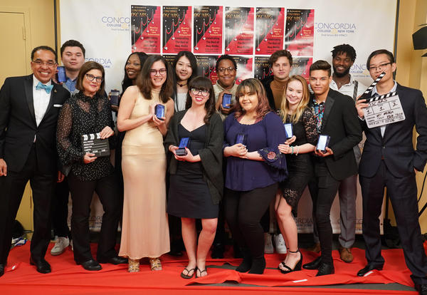 New Media Program Holds its 9th Annual Concordia Oscars