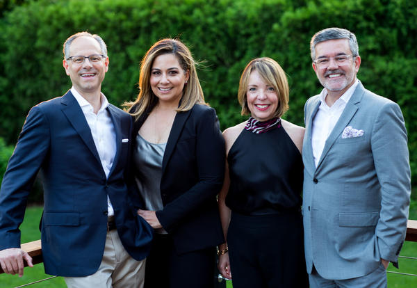Simoni and Mauricio Morato, Claudia and Rodolpho Amboss to be Honored at Concordia College's 38th Annual Community Dinner