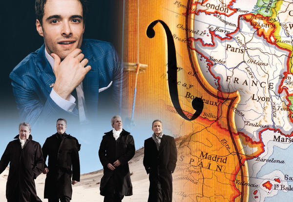 Emerson String Quartet to open the Hoch Chamber Music Series
