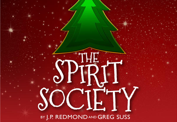 THE SPIRIT SOCIETY - 4 shows this December