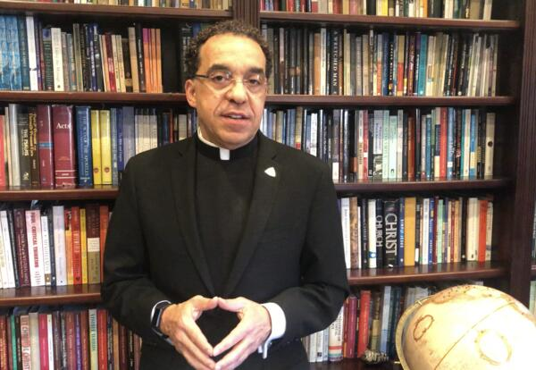 President Nunes Offers a Timely Prayer on National Day of Prayer 2020