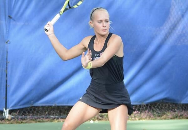 Rising Sophomore Ebba Rosberg is ITA Rookie of the Year