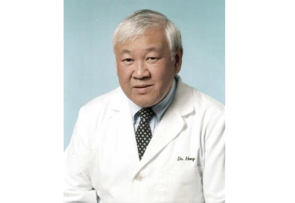 Dr. Barry Hong '67 Receives Two Lifetime Service Awards