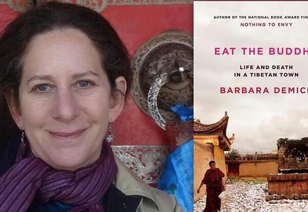 Books & Coffee Presents National Book Award Finalist Barbara Demick