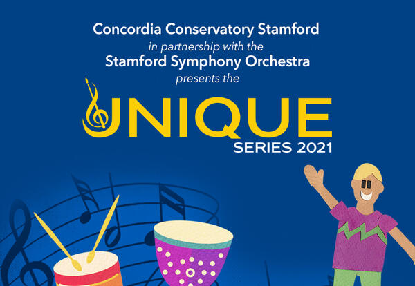 May 1 - Concordia Conservatory and Stamford Symphony Orchestra Present 2nd Concert in Series for Special Learners