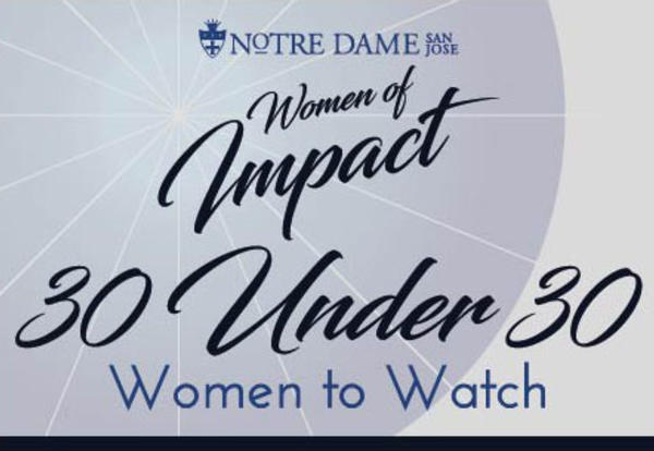 Recognizing 30 Under 30 Women to Watch