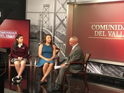 NBC Bay Area Segment Features Women of Impact Luncheon
