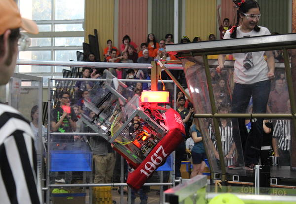 Team 1967, the Janksters, Kick Off Robotics Seasons