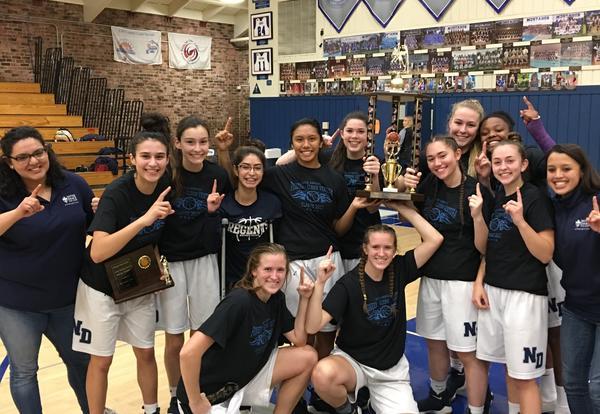 Varsity Basketball - Pioneer Tournament Champions!
