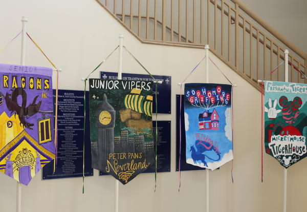 Classes Reveal Spirit Week Themes & Banners
