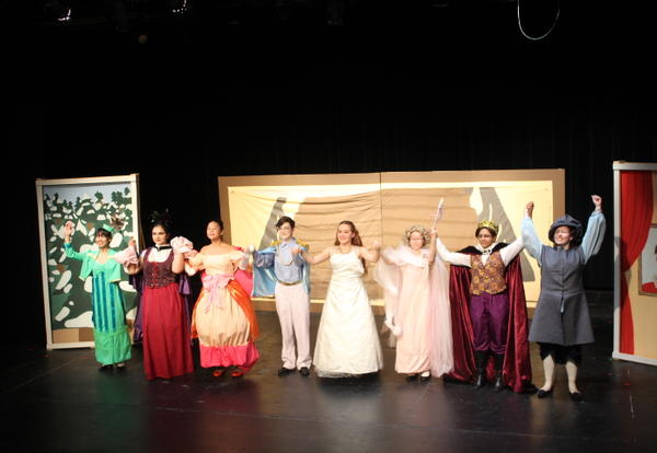 Fall Drama Presents Cinderella, Cinderella & Twinderella