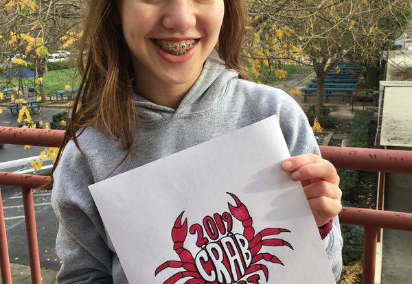 Congratulations to our Winning 16th Annual Crab Fest Artist