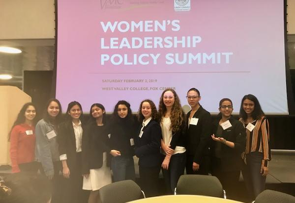 Women's Leadership Policy Summit Inspires Attendees
