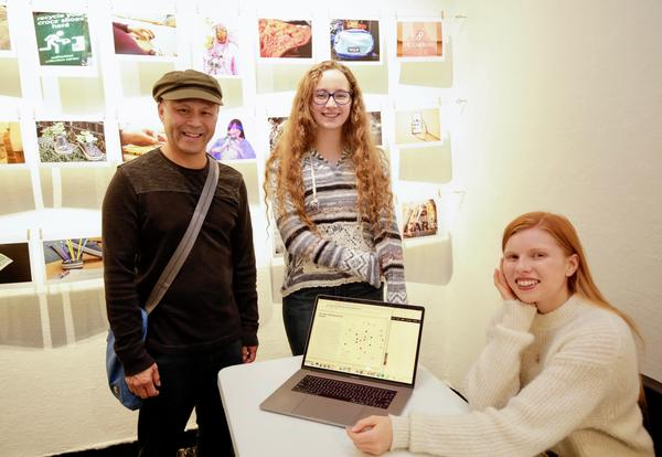 Notre Dame Students Included in San Jose State University Art Installation