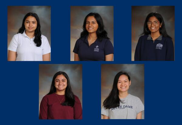 Students Named National Merit Finalists