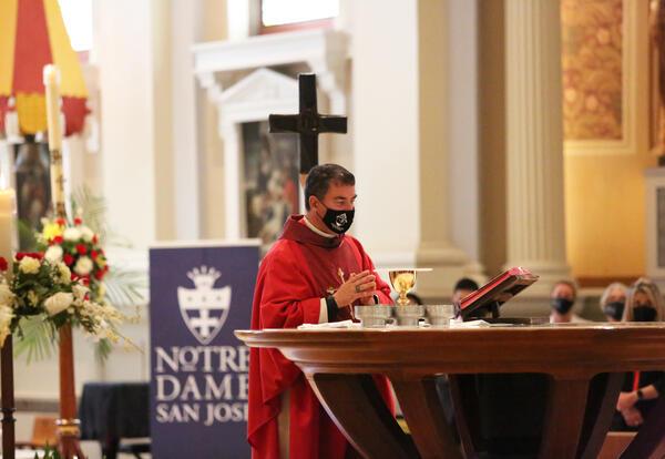Celebrating the Sacrament of Confirmation