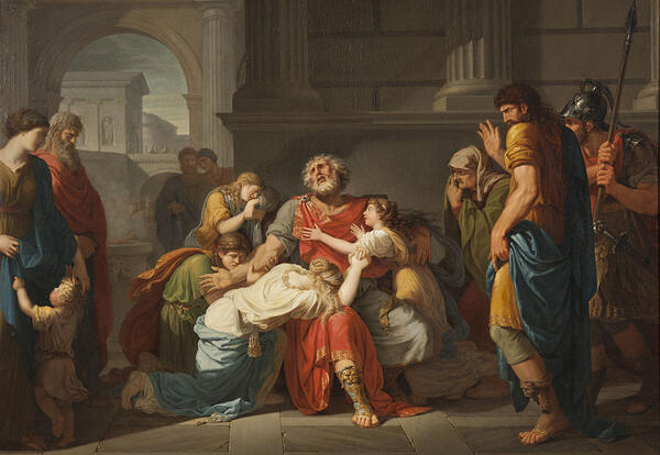 In the Classroom: Studying Oedipus the King