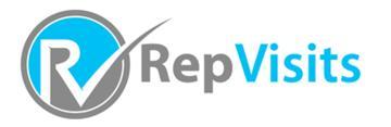 Repvisits logo