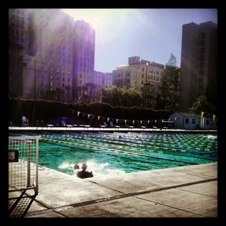 San Jose Elks Lodge Pool