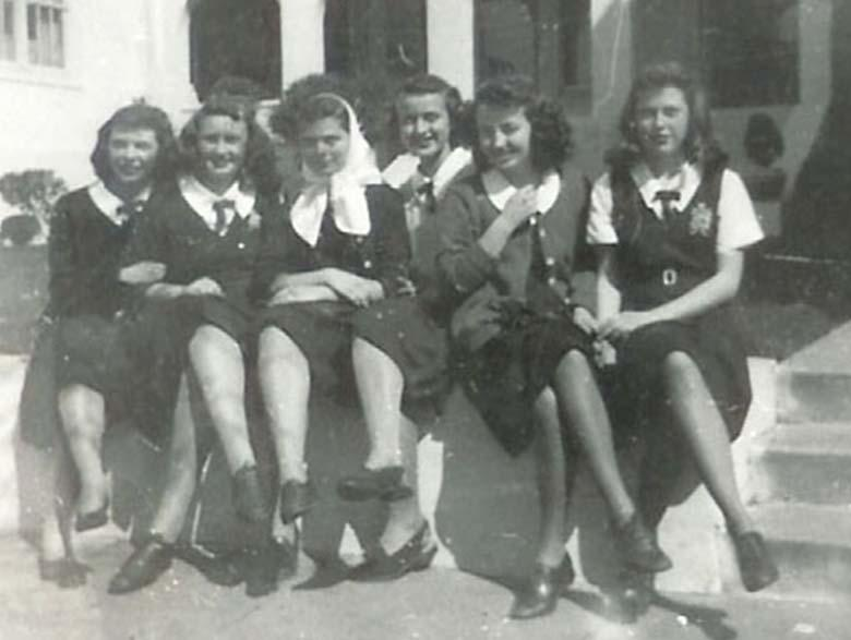 The Class of 1946
