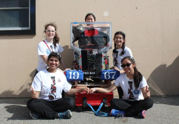 Janksters Compete In STEAMWORKS Competition