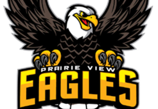 prairie view eagle logo
