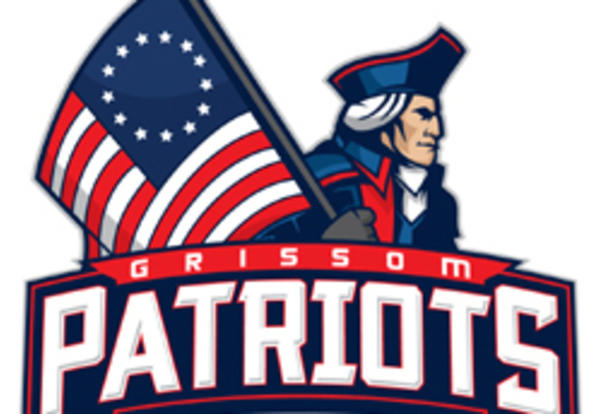 grissom patriot logo