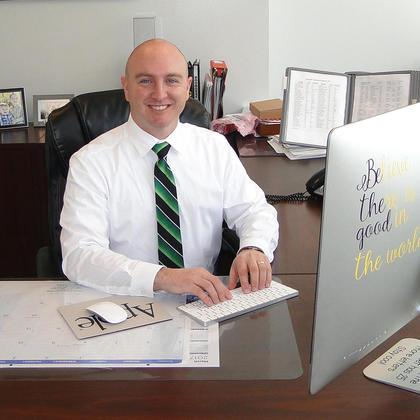 Dr. Daniel Callaghan