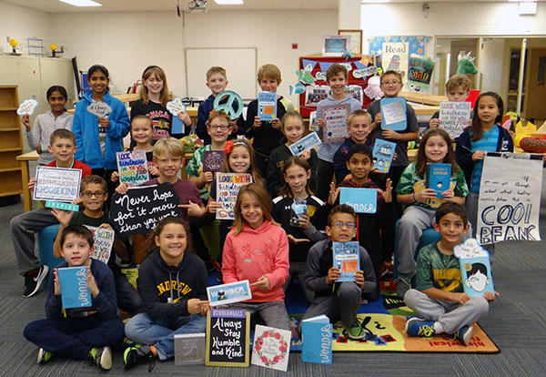 "Millennium's 4-1 Named a ""Certified Kind Classroom"""