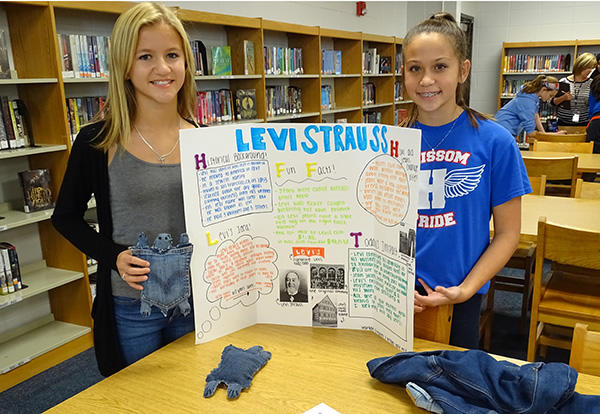 GMS Students Explore Second Industrial Revolution with World's Fair