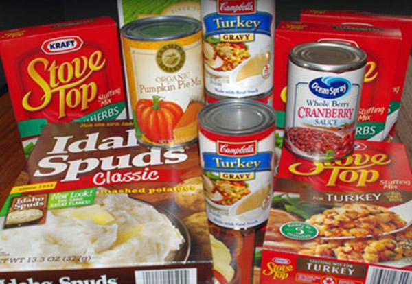 nonperishable food items
