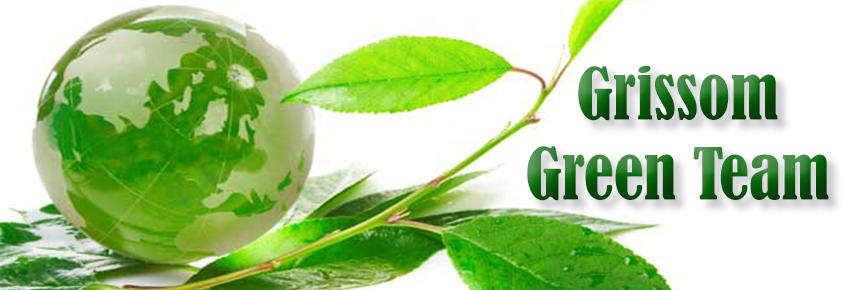 grissom green team header